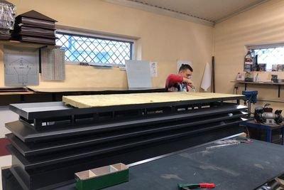 Изготовление изделий из жести